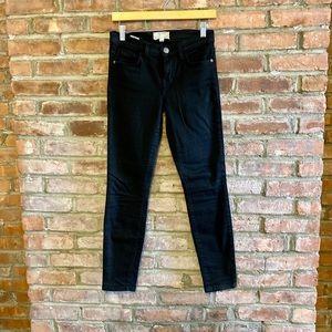 Current Elliott The Stiletto Skinny Jeans Black